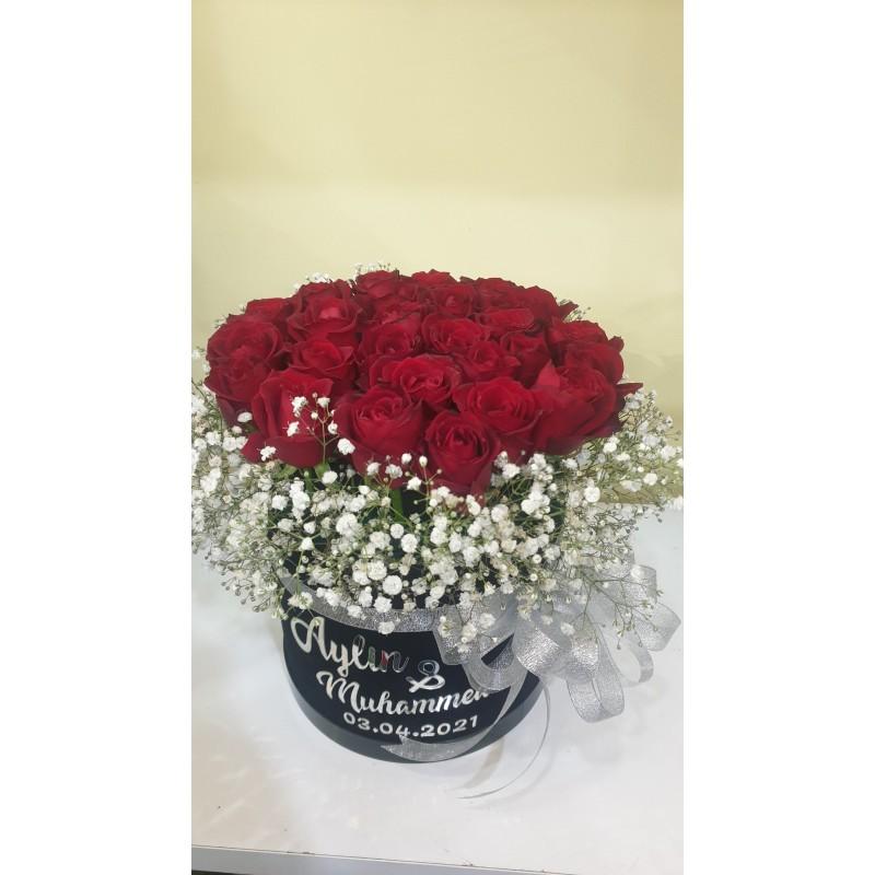 kişiye özel çiçek çikolata