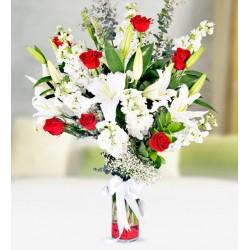 Vazo da Çiçek -2